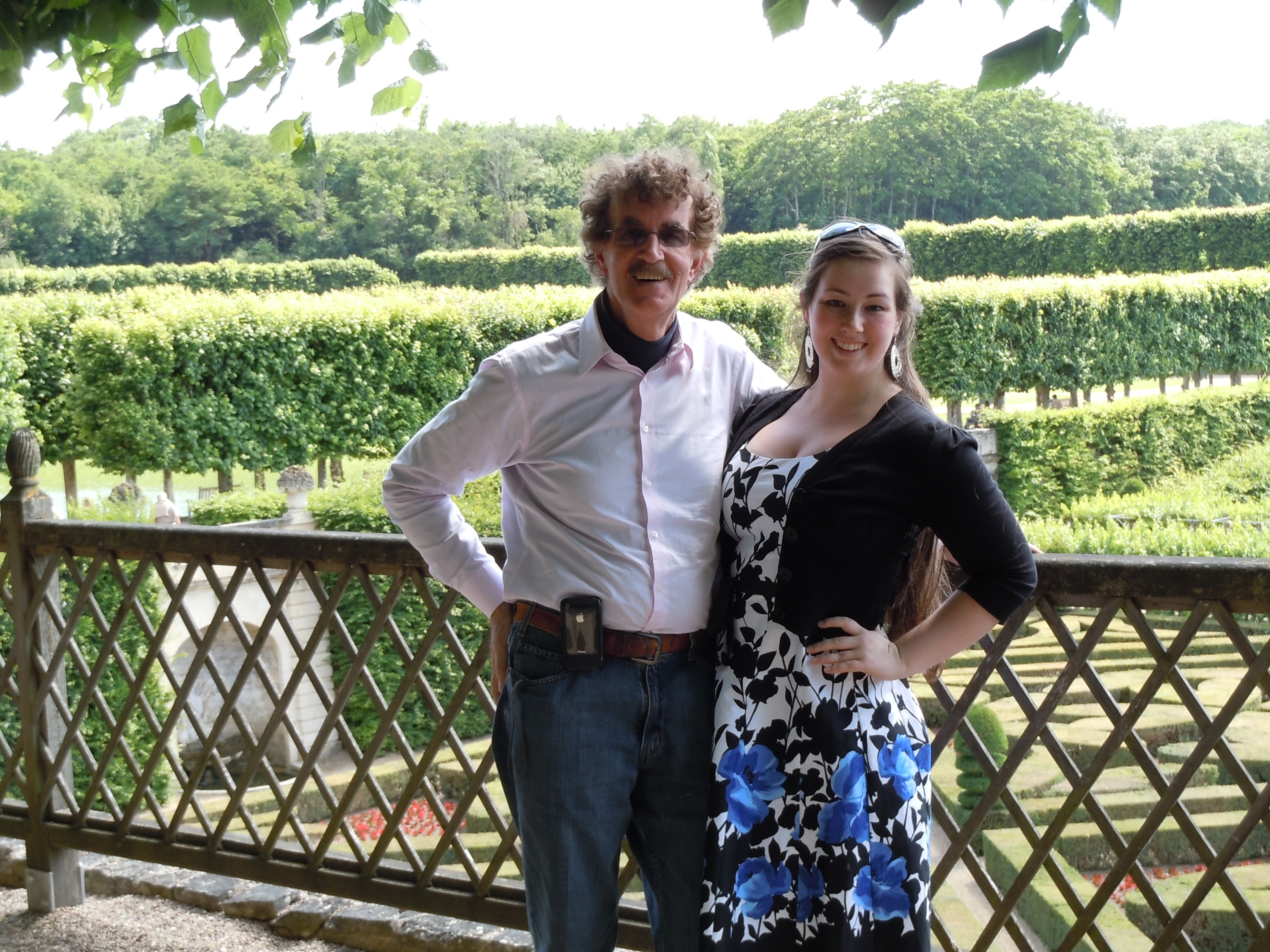 Trip to the Gardens in the Loire Valley made beautiful memories and photos