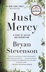 Just Mercy is about defending the poor on death row -