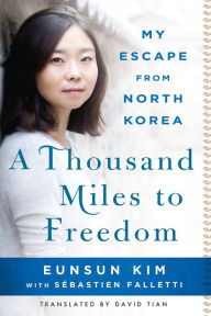 January book about escaping from North Korea
